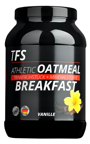 TFS Labs Oatmeal Breakfast 1kg Dose