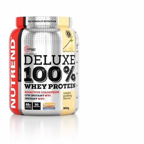 Nutrend - Deluxe 100% Whey, 900g