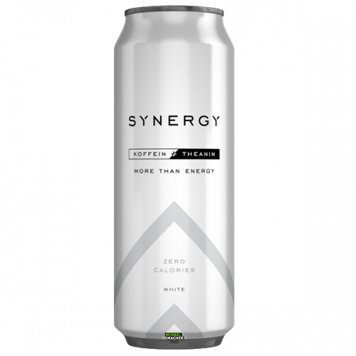 More Nutrition - SYNERGY Energy Drink, 500ml, inkl. 0,25€ Pfand