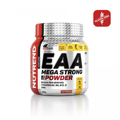 Nutrend - EAA MegaStrong Powder, 300g