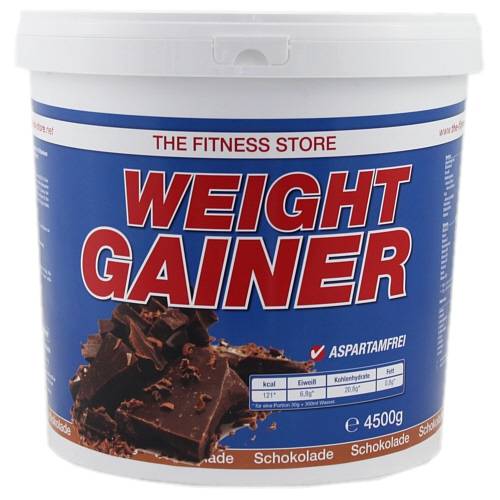 The Fitness Store Weight Gainer 4,5kg