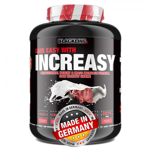 BlackLine - Increasy Weight Gainer - 3,5 kg