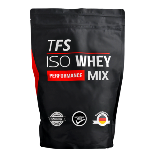 TFS Labs ISO WHEY MIX, 1000g