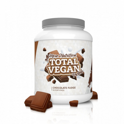 More Nutrition Total Vegan Protein 1000g