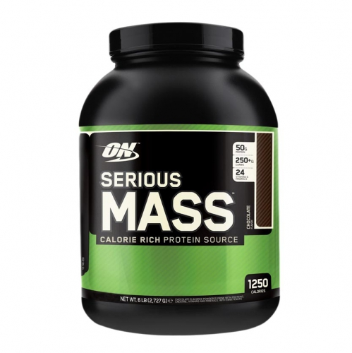 Optimum Nutrition - SeriousMass, 2,73kg