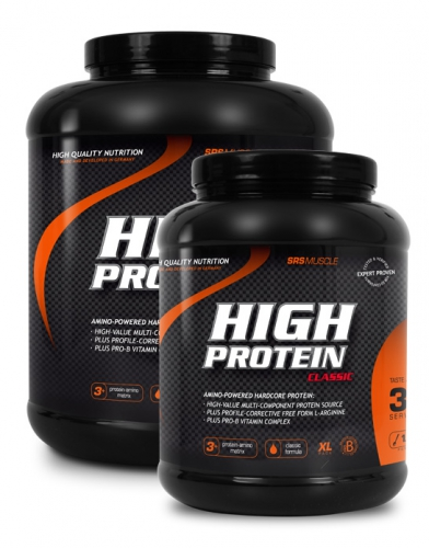 SRS High Protein, 2,5kg Dose