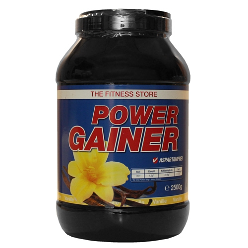 The Fitness Store Power Gainer, 2,5kg