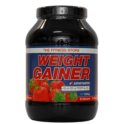 The Fitness Store Weight Gainer 1,5kg